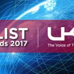 Maxim make finalists in four categories for UKWA Awards 2017